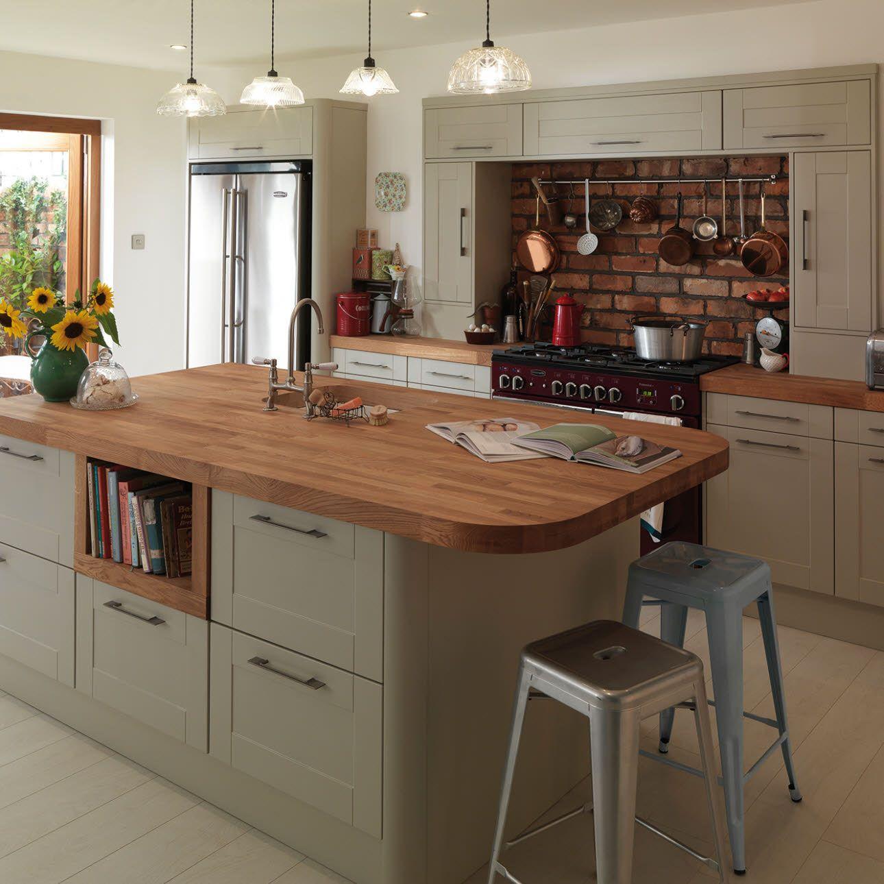 Leighton Grey Magnet | Kitchen Inspirations, Kitchen Design, Rustic Kitchen
