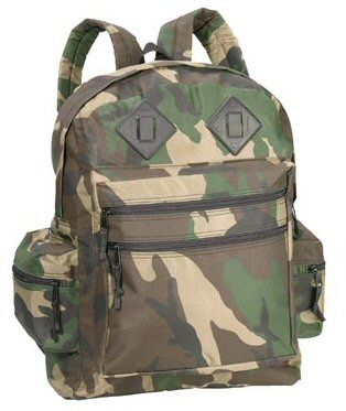 Kids Camouflage Backpack | Survival 411 | Pinterest | Kid ...