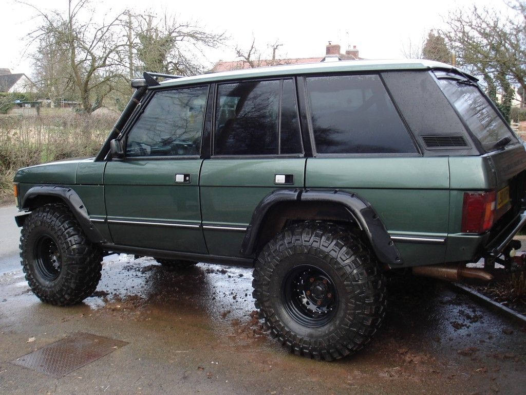 lifted range rover classic Google Search