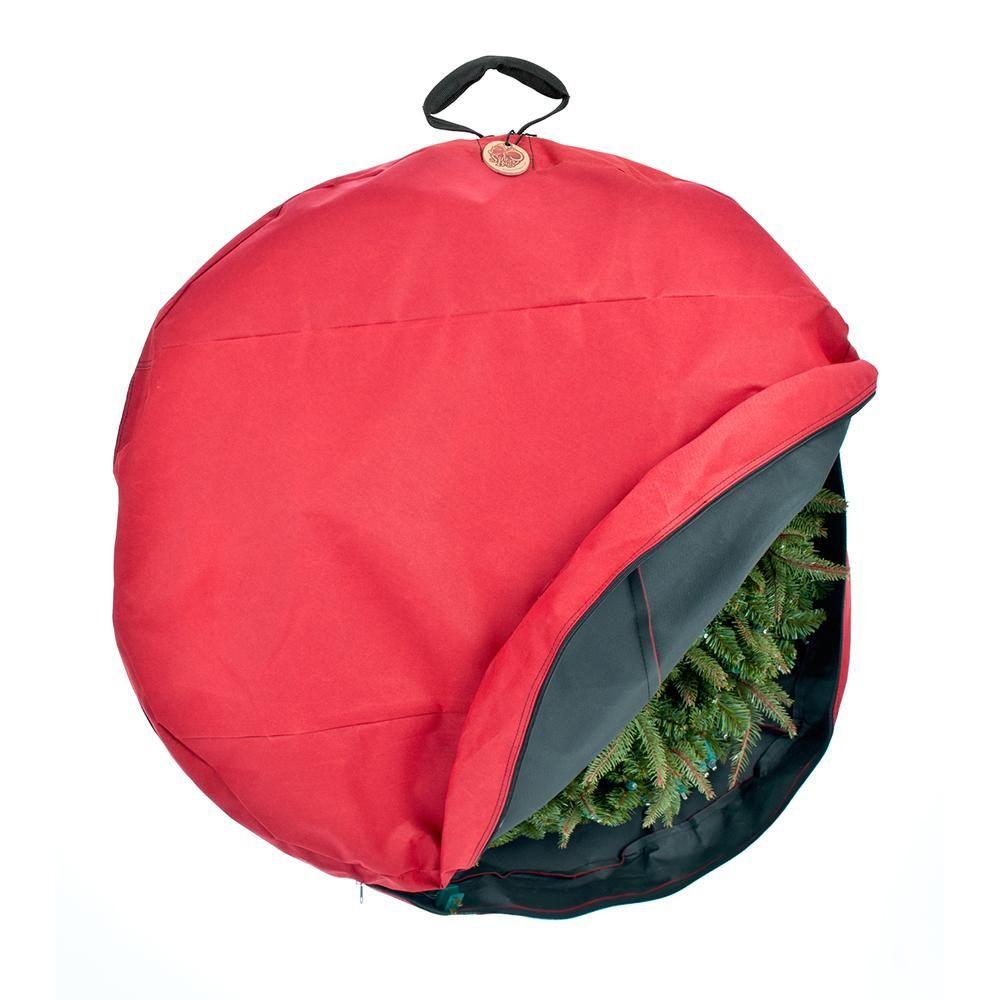 Santa S Bags 30 In Direct Suspend Wreath Bag Wreath