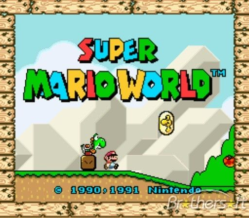 Super Mario World I 3 This Game I Still Play It Super Mario World Mario Super Mario Bros
