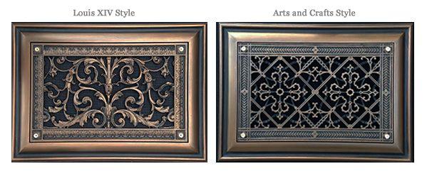 Decorative Foundation Vent Covers Beaux Arts Classic Products Decorative Vent Cover Vent Covers Decorative Grilles