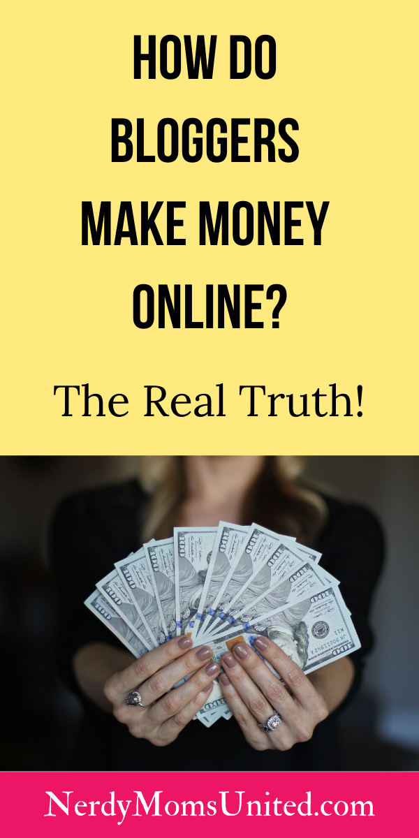 Pin on Make money from home with a blog