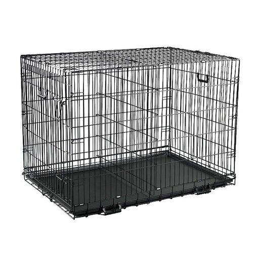 Large Wire Dog Kennel | Masterpaws Extra Large Wire Dog Kennel At Menards 74 73 With 11
