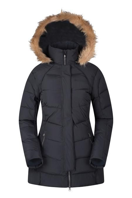 Isla II Womens Down Jacket | Outdoor outfit, Jackets, Winter