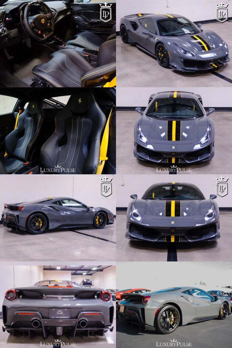 Lovely Supercars You Don T See Everyday In 2020 Super Cars Ferrari 488 Ferrari