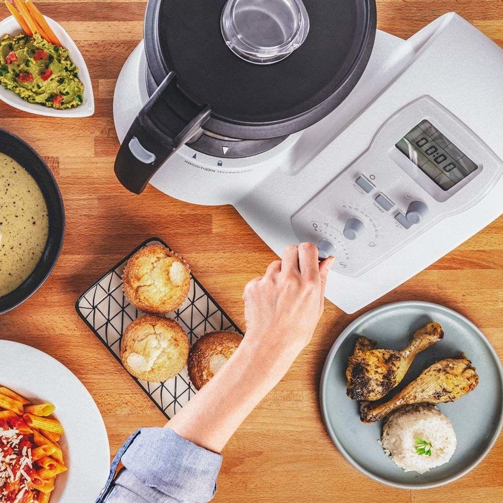 Black Friday 2019 Taurus Mycook One Y Taurus Mycook Touch Black Edition En Oferta En Amazon Robot De Cocina Ofertas Amazon Cocina Inteligente