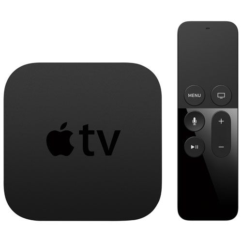 Apple Tv 32gb 4th Generation Apple Tv Tvs Streaming Tv