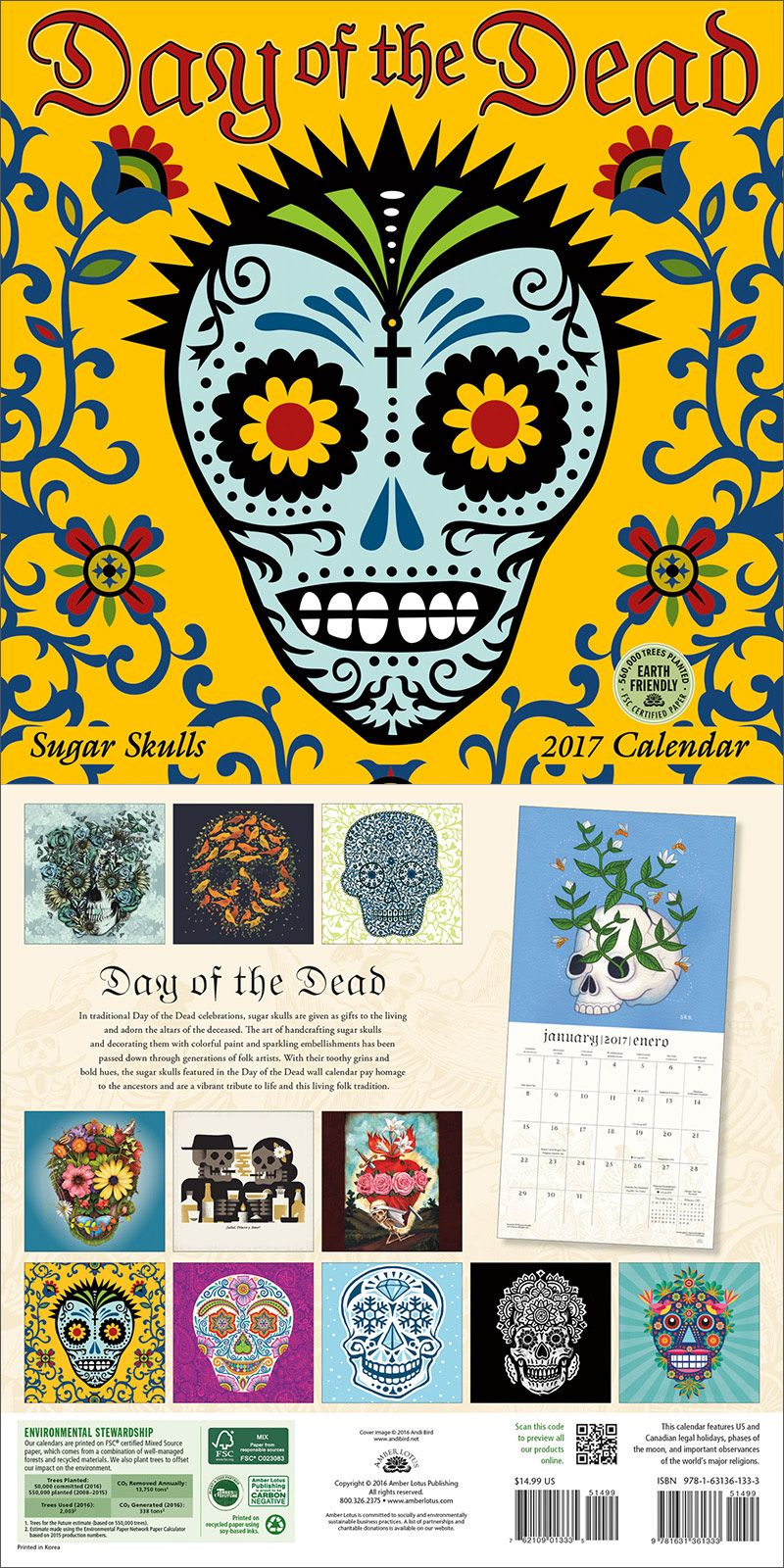 Day of the Dead 2018 | Print poster