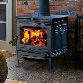Pacific Energy Summit Cabin Fireplace Wood Stove Stove