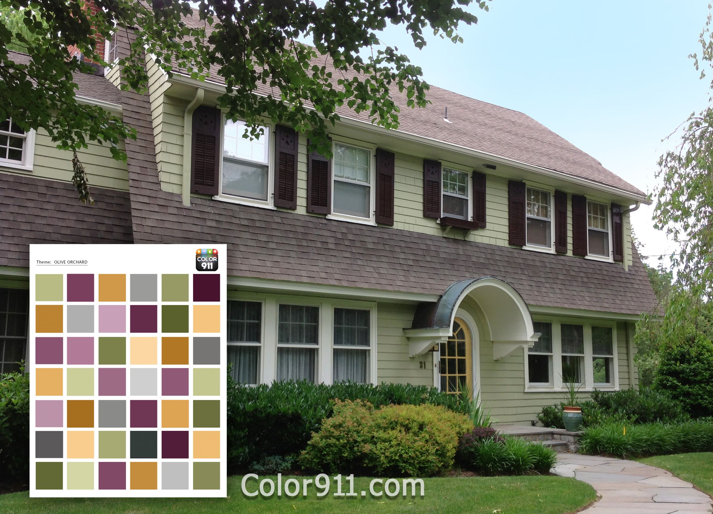Paint Your House App looking for colors to paint your home? check out the color911 app