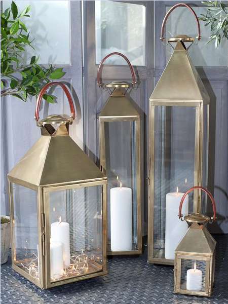 Nordic House On In 2020 Large Candle Lanterns Candles