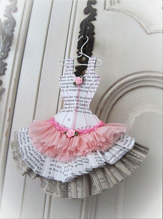 Lieblich Vestido Em Material Reciclado