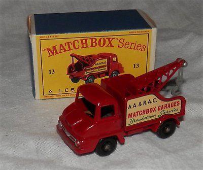 Image result for matchbox thames breakdown  truck