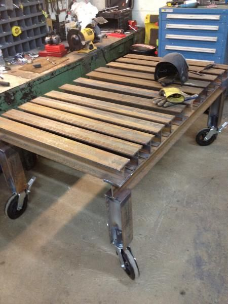 Sorry Its A Table Welding Table Welding Table Diy Welding