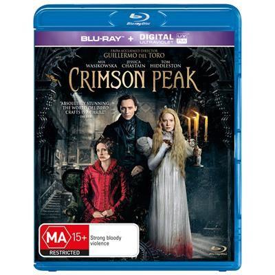 Crimson Peak Crimson Peak Blu Ray Blu