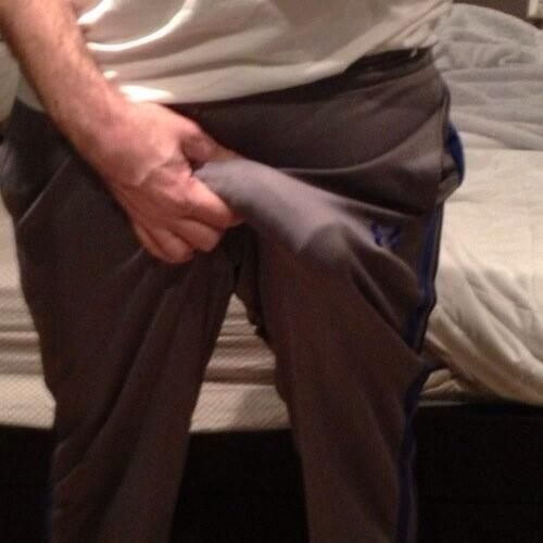 Penis urethra not lined up