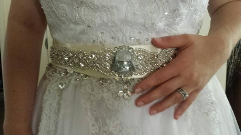 Starwars Wedding Dress Sash Star Wars Wedding Wedding Dress