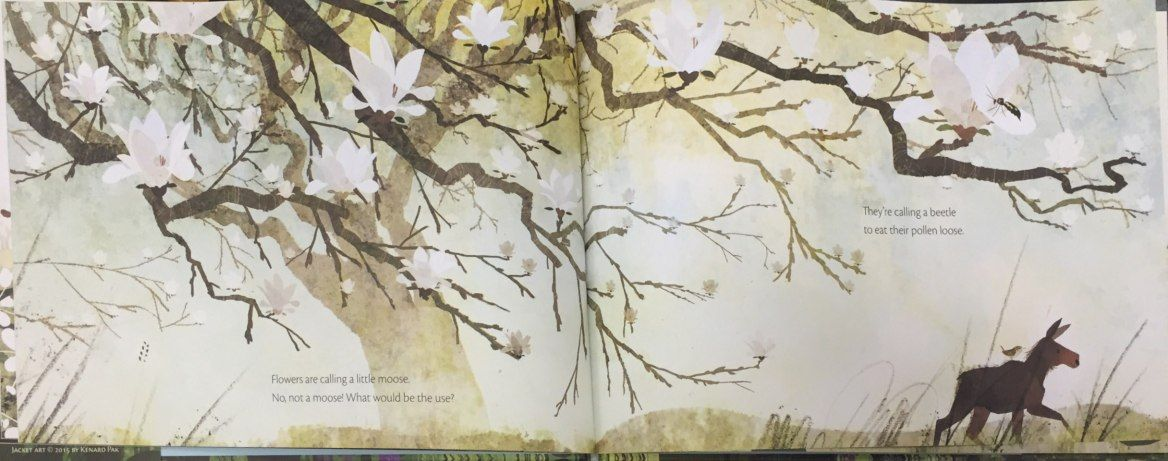 Marvelous New Picture Books Mondays Flowers Are Calling By Rita Gray Picture Book New Pictures Pictures