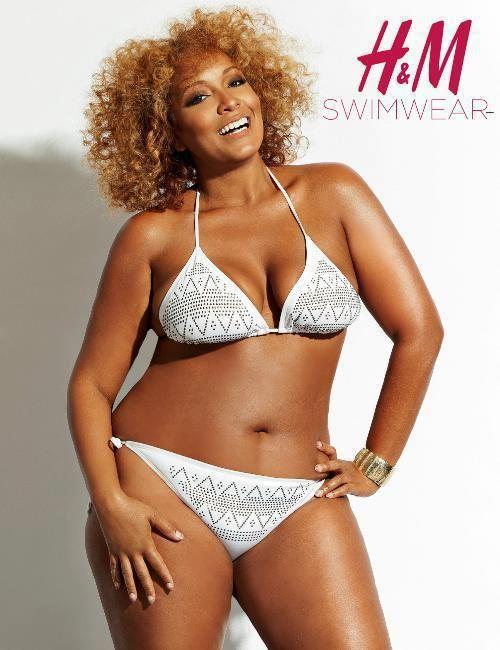 a4ee13286 Plus-Size-Swimwear | gordinha pode! | Natural hair styles, Fashion e ...