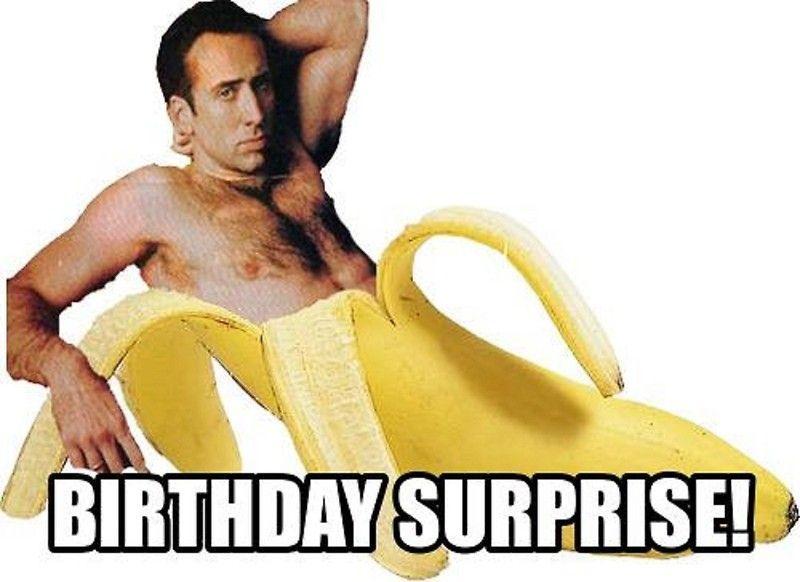 Nicolas Cage Birthday Surprise 548735535849210384 Geburtstag Meme Lustig Alles Gute Zum Geburtstag Zitate Geburtstags Wunsche Lustig