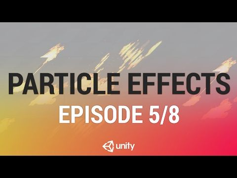 Visual Effects With Particle Systems - Creating The Ember