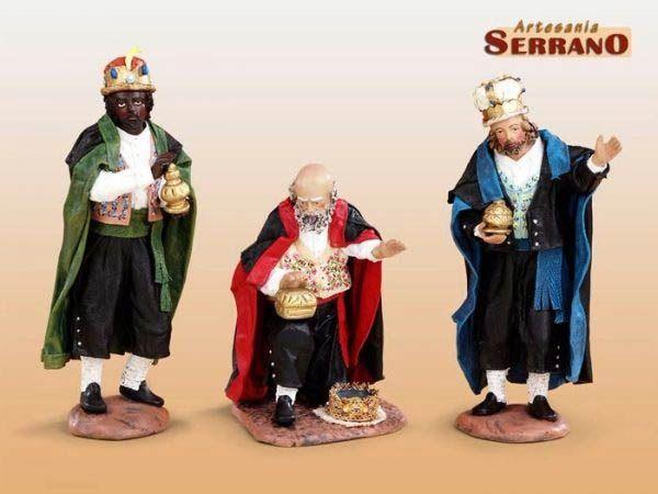 Reyes, versión tradicional murciana.
