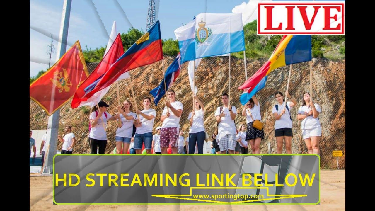 LIVE Games of the Small States of Europe live Online