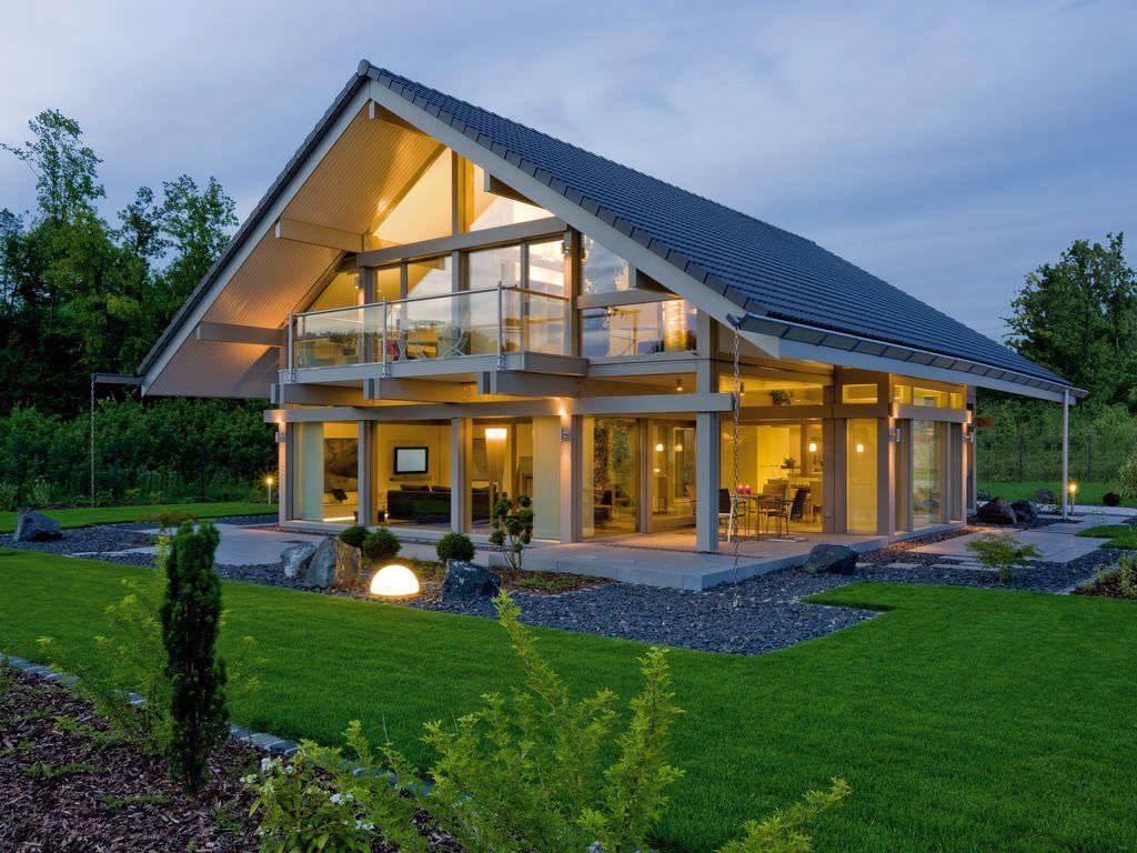 Zangenkonstruktion? Style at home, Haus design, Architektur