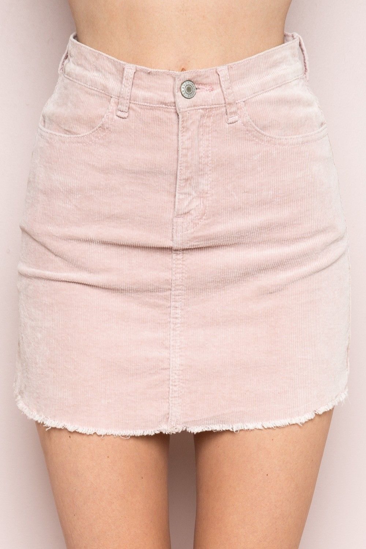 5094c3167 Brandy ♥ Melville   Juliette Corduroy Skirt - Skirts - Bottoms - Clothing