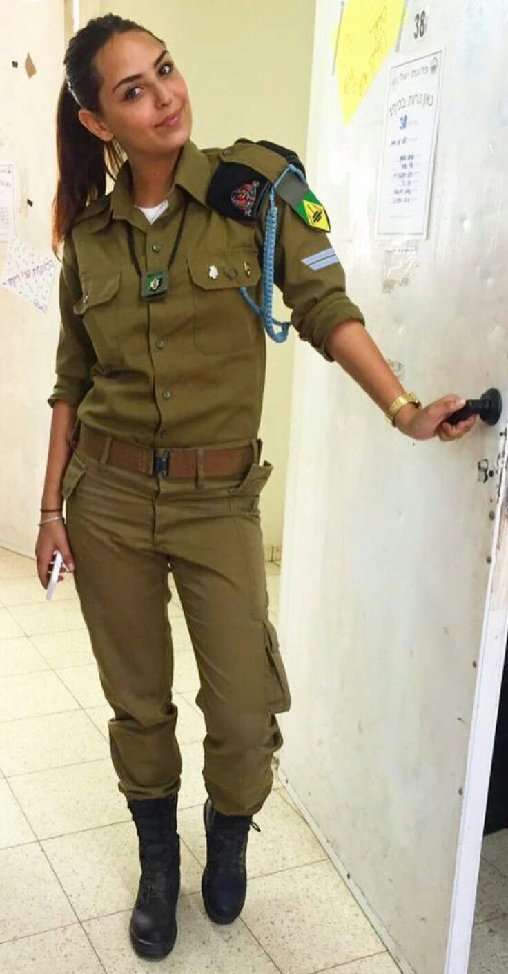 Pin by Rams on Israel Defense Forces | Military girl, Idf