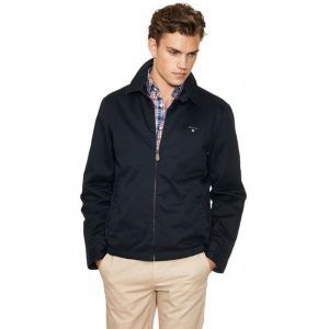 1fa87e160a9f Gant The Windcheater Navy Jacket £150 with FREE UK delivery  Gant  Mens   Fashion