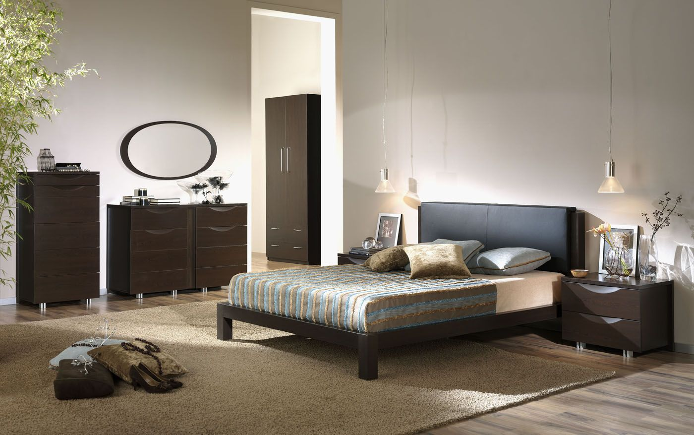 Bedroom color schemes brown - Nice Bedroom Color Schemes 198 Stylendesigns Com