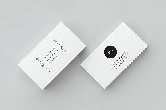 Minimal Photography Business Card Photography Business Cards Photo Business Cards Business Cards Minimal