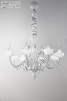 Dolce Vita Epoque 446/8 Lampe Kronleuchter 8   Flammig