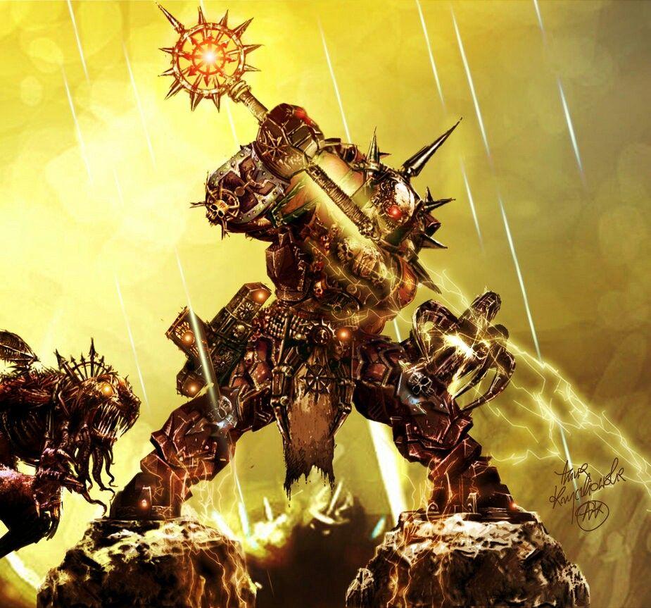 Warhammer 40k Chaos | WH40k - Chaos | Pinterest ...