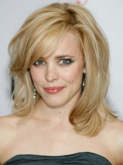 Rachel McAdams Wavy Hairstyle