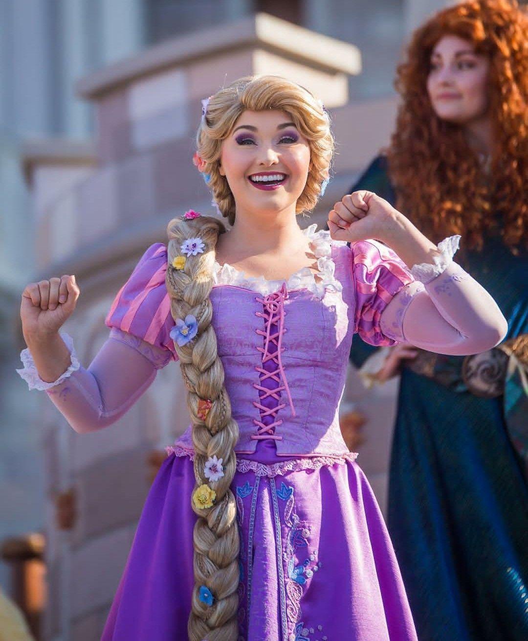 Rapunzel Tangled Disney Princess Rapunzel Rapunzel Makeup Disneyland Photography