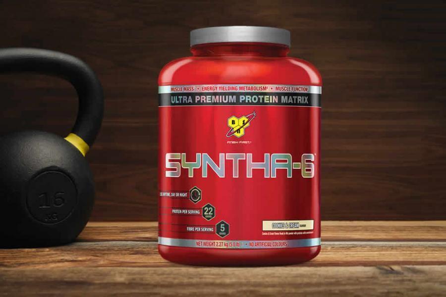 أفضل 10 مكملات واي بروتين يفضلها لاعبو الحديد وكمال الأجسام Supplement Container Ultra Premium Protein