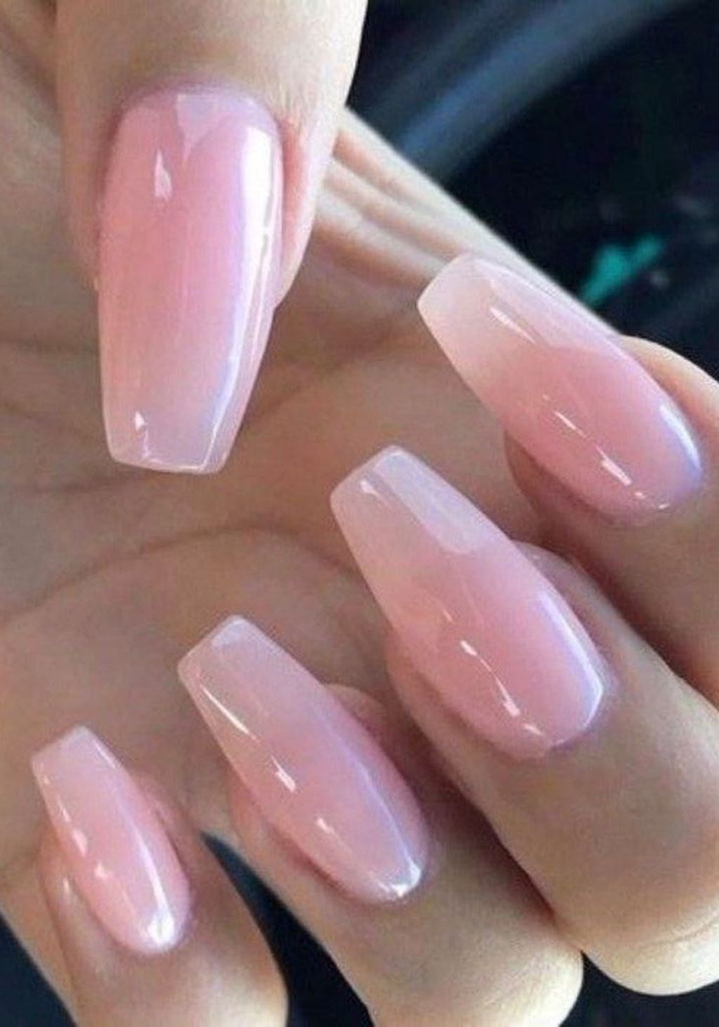 63 Trendy Nail Art Ideas For Coffin Nails With Images Pink Acrylic Nails Coffin Shape Nails Cute Nails