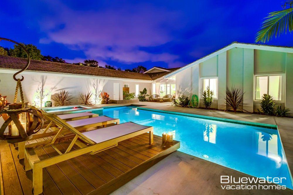 """The """"Sapphire La Jolla"""" 4 bedroom, 3.5 bathroom resort"""
