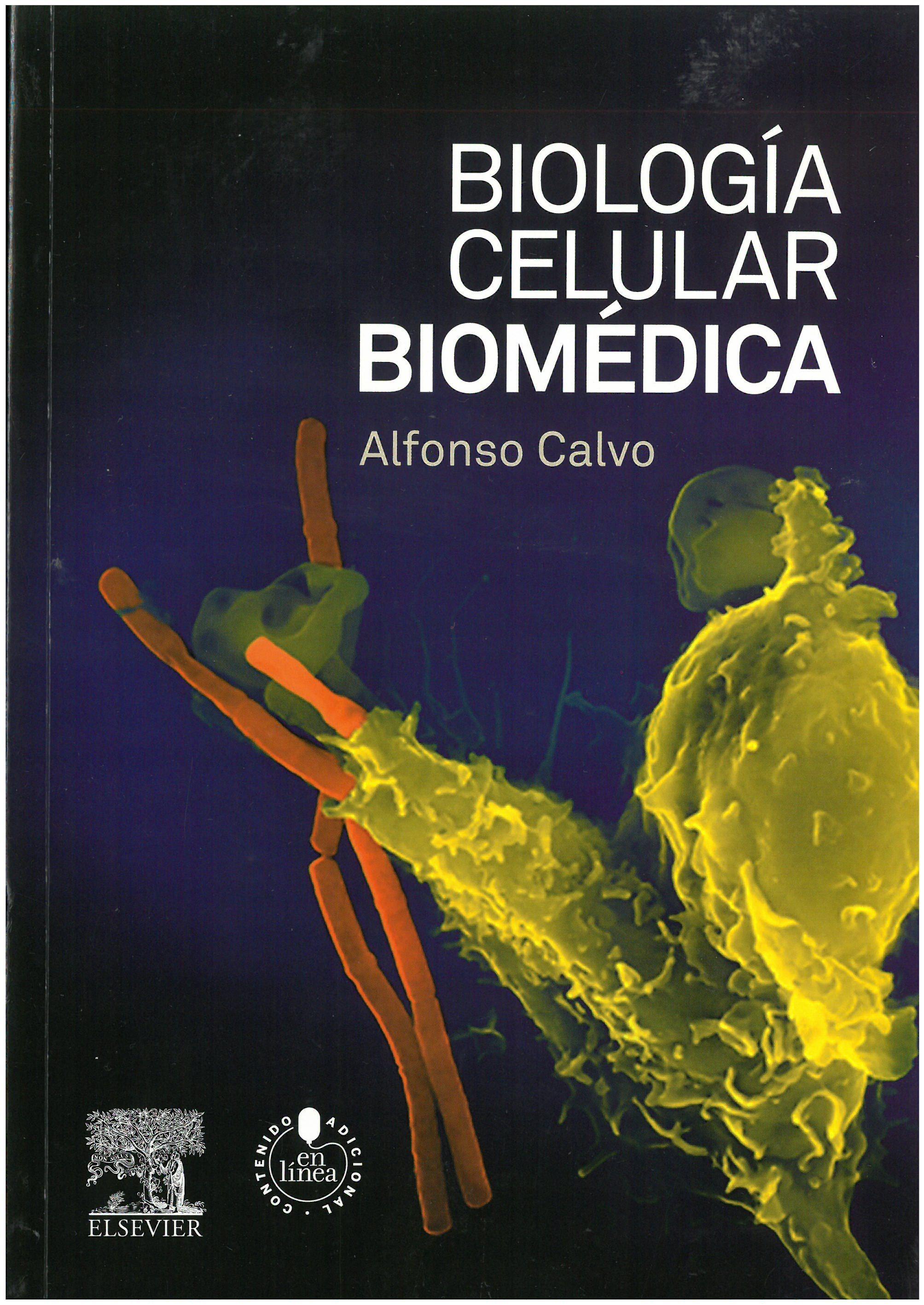 Biología celular biomédica / Alfonso Calvo. 2015   Libros alumnos ...