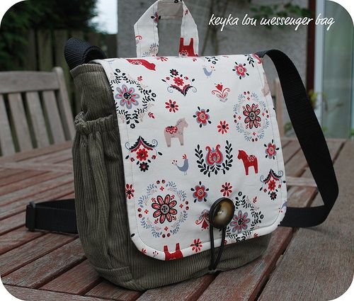 BAG PATTERN GALLERY 6 - Michelle Patterns (US) | sew bags and purses ...