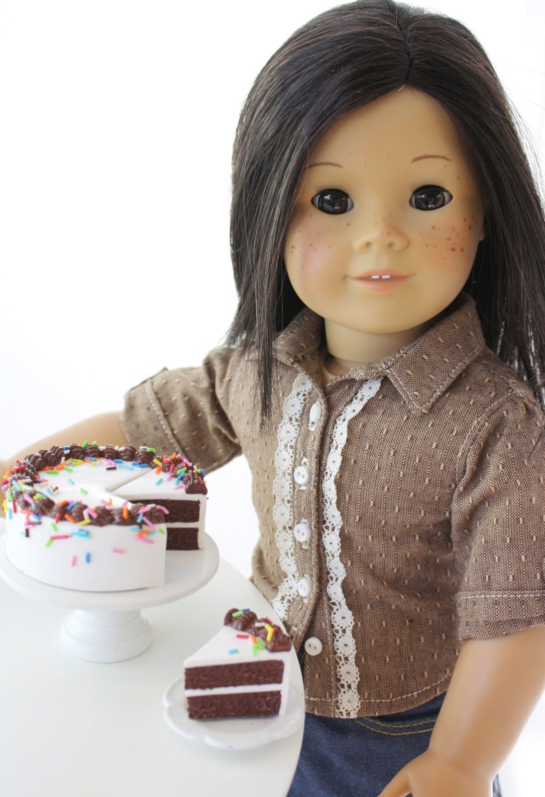 Pippaloo For Dolls December Menu List Updated Doll Clothes American Girl American Girl Food American Girl Doll Crafts