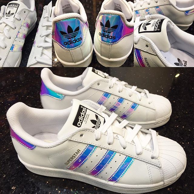 buty adidas superstar hologram originals