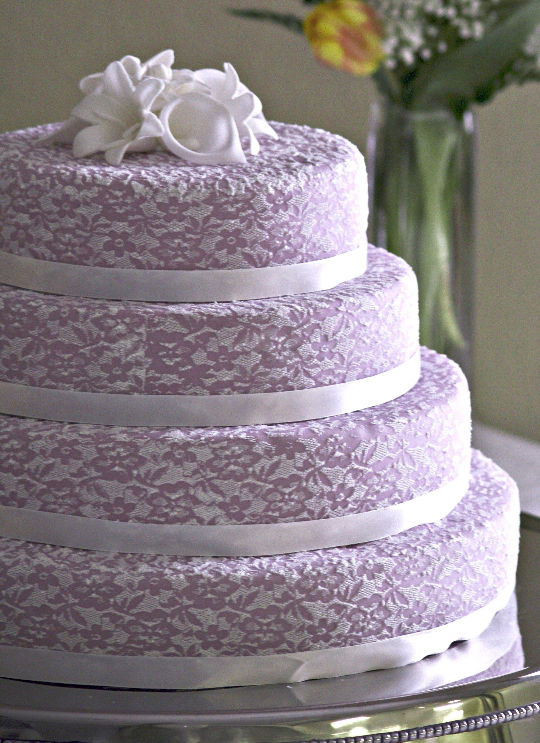 Best fondant wedding cake recipe