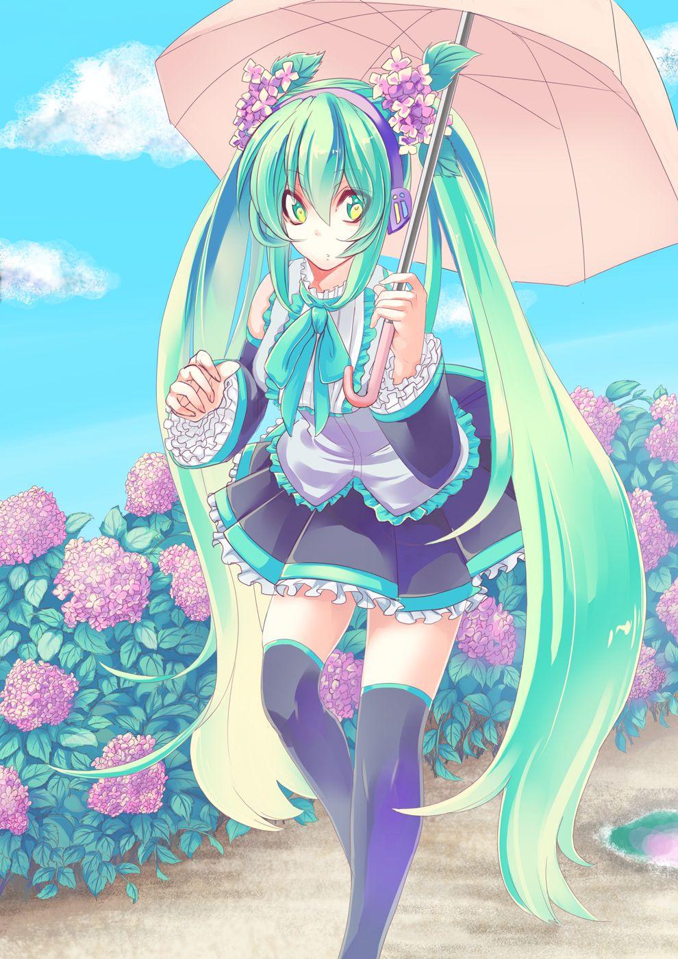 vocaloid anime Vocaloid Daisuki!!! Vocaloid, Anime
