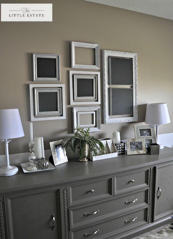 Master Bedroom Furniture Redo   Bedroom ideas   Grey bedroom ...