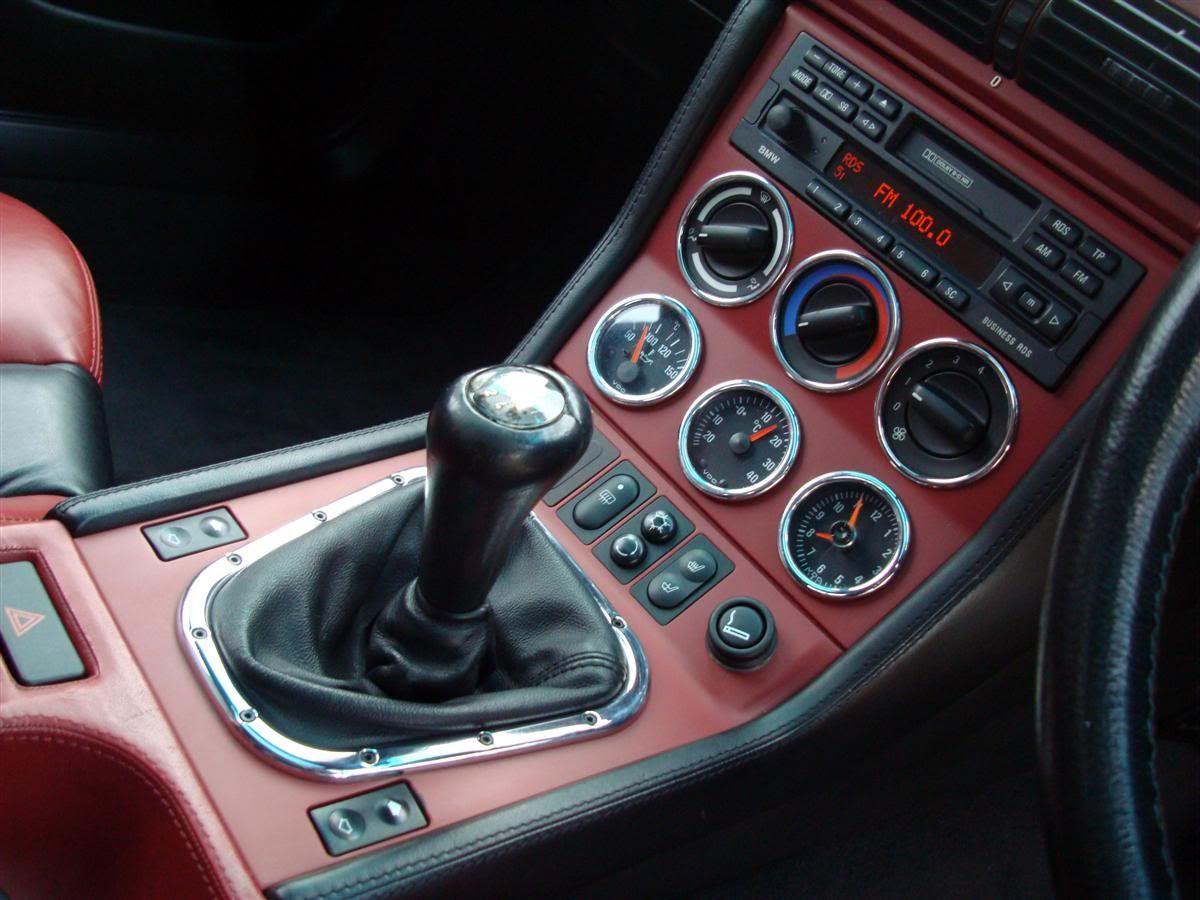 M Coupe Interior Details Black Perhaps Carbon Llikely The
