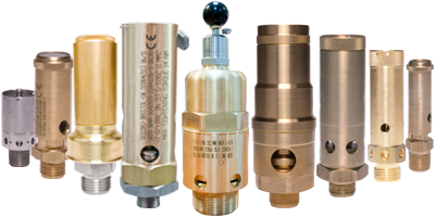 Atmospheric Discharge Safety Relief Valves Compressed